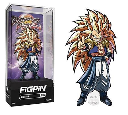 FIGPIN DRAGONBALL FIGHTERZ GOTENKS PIN (C: 1-1-2)