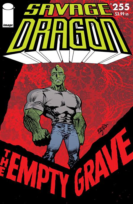 SAVAGE DRAGON #255 (MR)