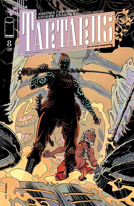TARTARUS #8 CVR A KRAHNKE