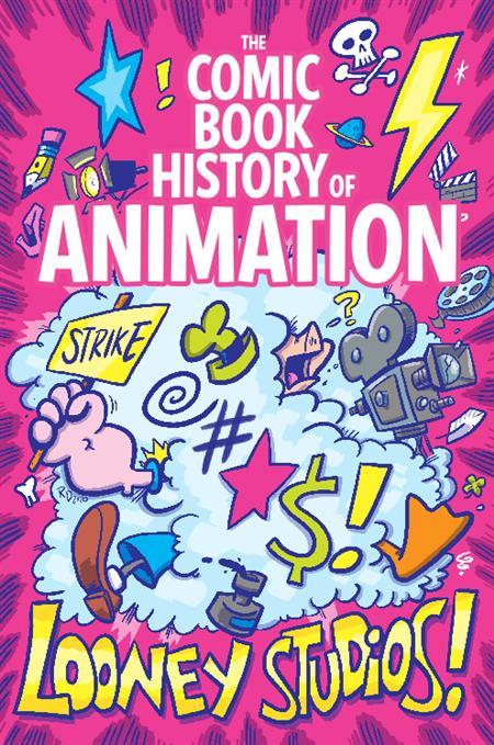 COMIC BOOK HISTORY OF ANIMATION #2 (OF 5) CVR B DUNLAVEY