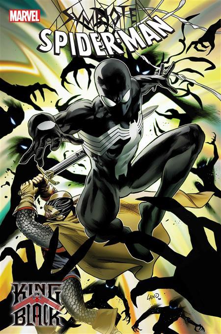 SYMBIOTE SPIDER-MAN KING IN BLACK #2 (OF 5)