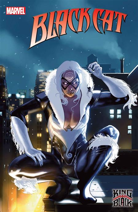BLACK CAT #1 CLARKE KNULLIFIED VAR KIB