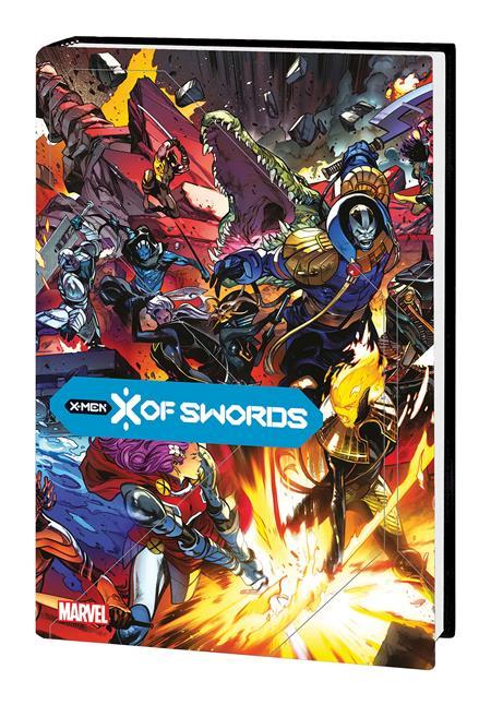 X OF SWORDS HC LARRAZ CVR