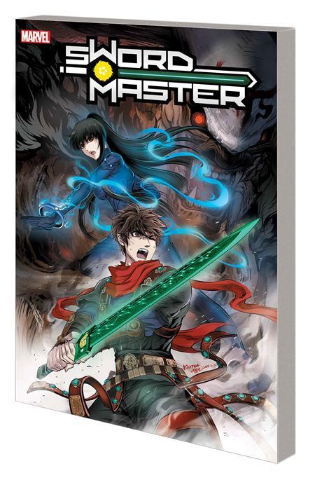 SWORD MASTER TP VOL 02 GOD OF WAR