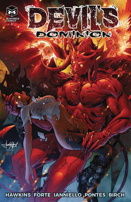 DEVILS DOMINION #1 CVR A (MR)
