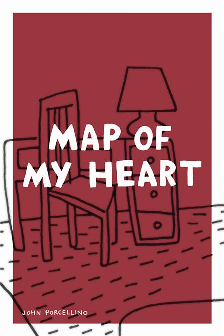 MAP OF MY HEART GN (C: 0-1-2)