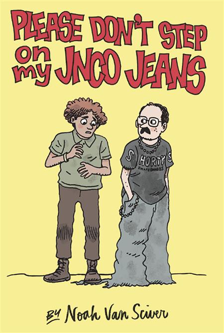 PLEASE DONT STEP ON MY JNCO JEANS GN (C: 0-1-2)