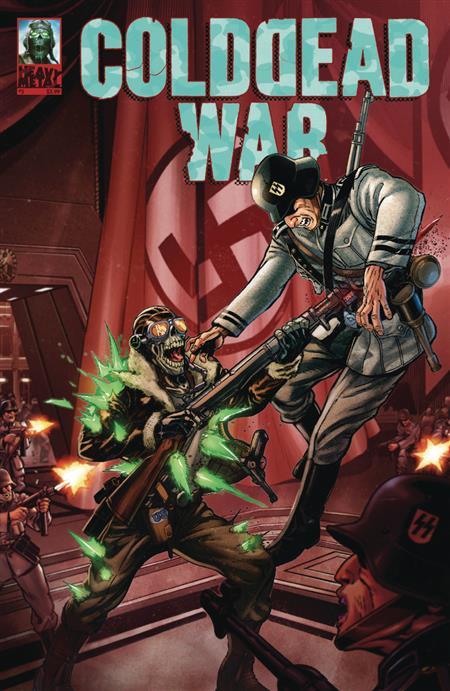 COLD DEAD WAR #3 (OF 4) (MR)