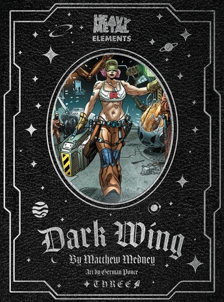 DARK WING #3 (OF 10)