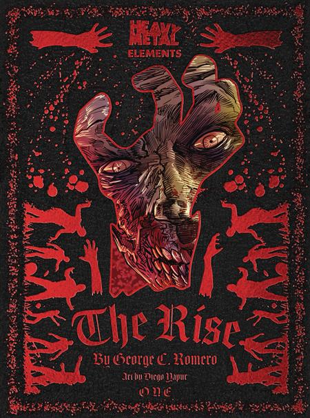 THE RISE #1 (OF 6)