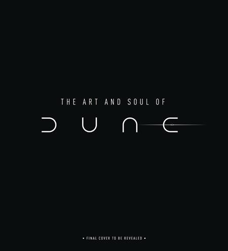 ART AND SOUL OF DUNE HC (C: 0-1-1)