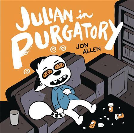 JULIAN IN PURGATORY GN (C: 0-1-0)