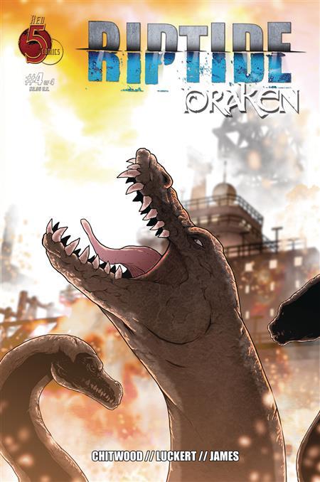 RIPTIDE DRAKEN #4 (OF 4)