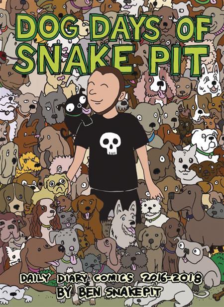 DOG DAYS OF SNAKE PIT TP (MR)