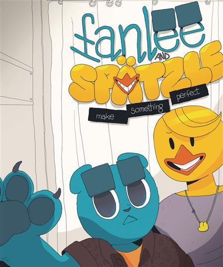FANLEE & SPATZLE MAKE SOMETHING PERFECT GN