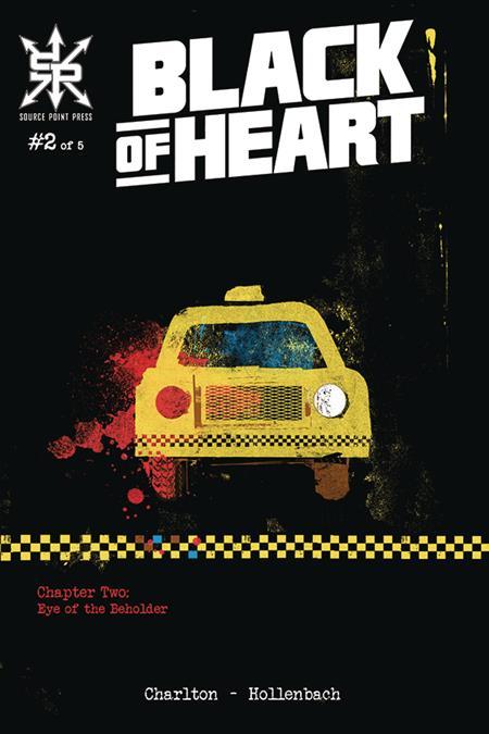 BLACK OF HEART #2 (OF 5) (MR)