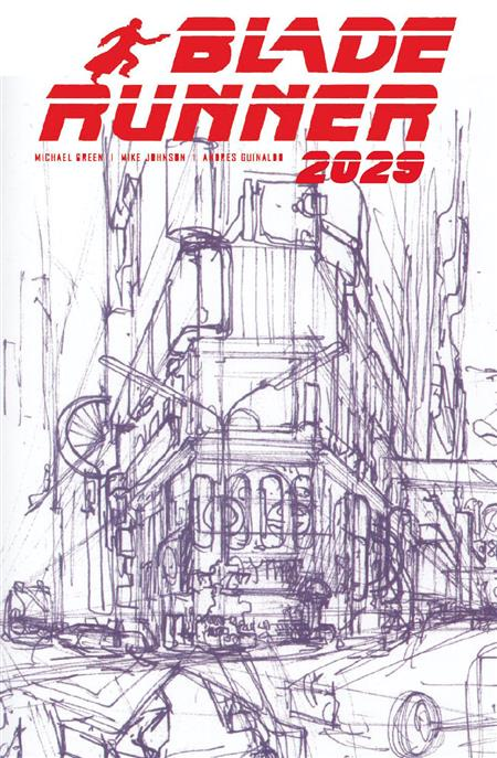 BLADE RUNNER 2029 #1 CVR B MEAD