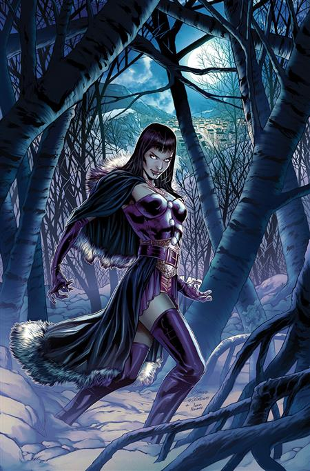 GRIMM FAIRY TALES 2020 HOLIDAY SPECIAL CVR A VITORINO