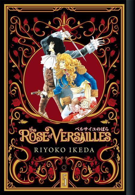 ROSE OF VERSAILLES GN VOL 05