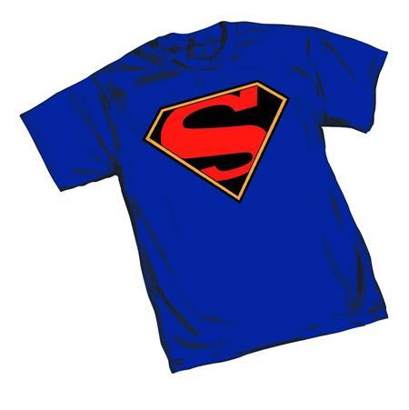 SUPERMAN TRUTH SYMBOL T/S LG (C: 1-1-2)