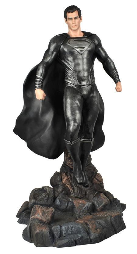 DC GALLERY MAN OF STEEL KRYPTON SUPERMAN PVC STATUE (C: 1-1-