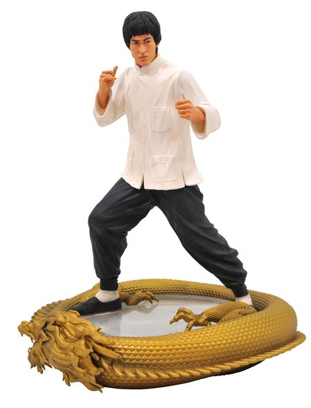 BRUCE LEE PREMIER COLLECTION 80TH ANNIVERSARY STATUE (C: 1-1