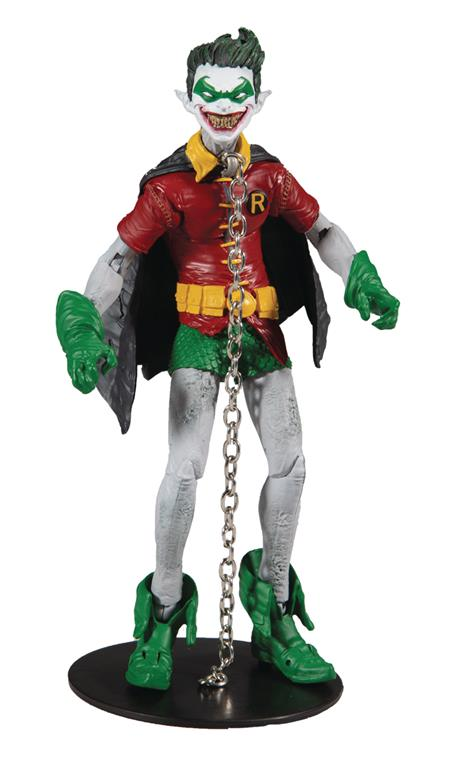 DC COLLECTOR BUILD-A WV2 ROBIN CROW 7IN SCALE AF CS (Net) (C