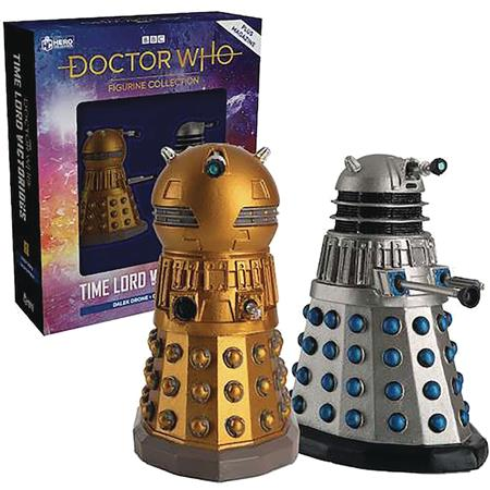 DOCTOR WHO TIME LORD VICTORIOUS #1 DALEK EMPEROR AND DALEK D