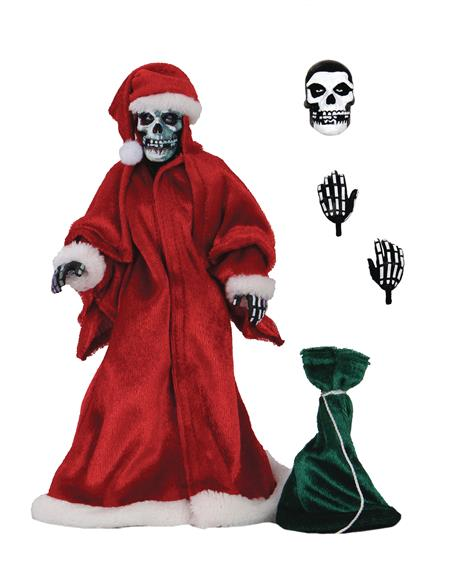 THE MISFITS HOLIDAY FIEND 8IN CLOTHED AF (C: 1-1-2)