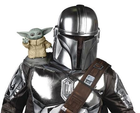 STAR WARS THE MANDALORIAN THE CHILD SHOULDER ACCESSORY (C: 1