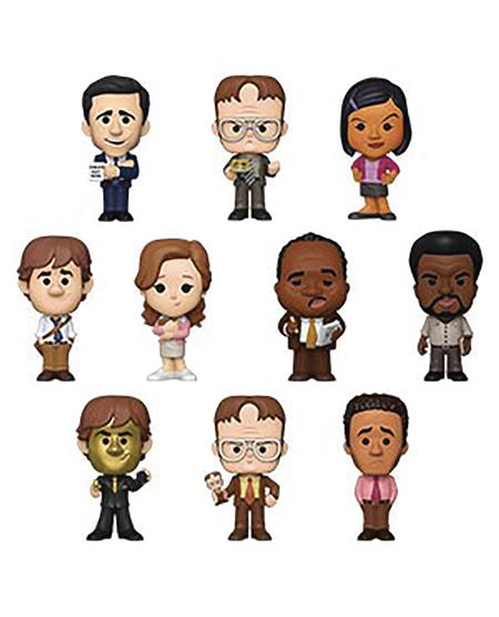 MYSTERY MINIS THE OFFICE 12PC BMB DISP (C: 1-1-1)