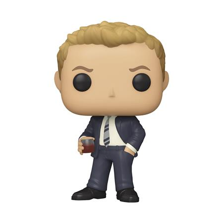 POP HIMYM BARNEY IN SUIT VINYL FIG (C: 1-1-2)