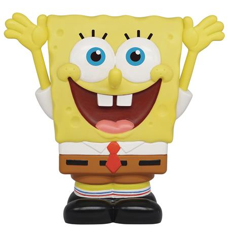 SPONGEBOB SQUAREPANTS PVC BANK (C: 1-1-0)