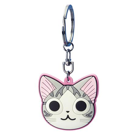 CHIS SWEET HOME CHI PVC KEYCHAIN (C: 1-1-2)