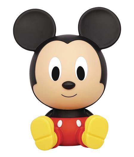 MICKEY MOUSE SITTING PVC BANK (C: 1-1-0)