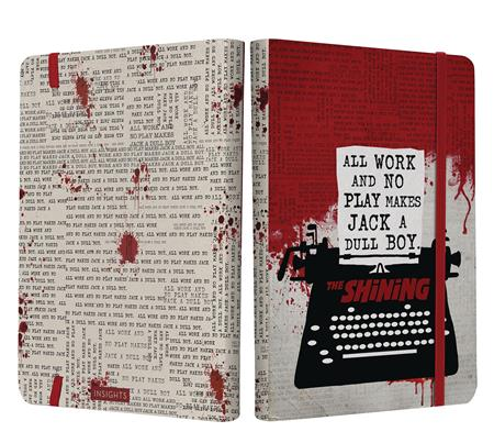 THE SHINING SOFTCOVER NOTEBOOK (C: 1-1-2)