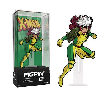 FIGPIN MARVEL X-MEN ANIMATED ROGUE PIN (C: 1-1-2)