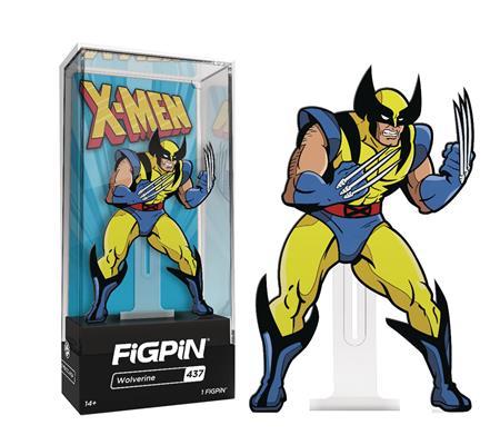 FIGPIN MARVEL X-MEN ANIMATED WOLVERINE PIN (C: 1-1-2)