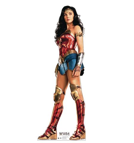 WONDER WOMAN 1984 LIFE-SIZE STAND UP (C: 1-1-0)