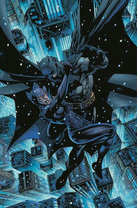 BATMAN CATWOMAN #1 (OF 12) CVR B JIM LEE & SCOTT WILLIAMS VAR