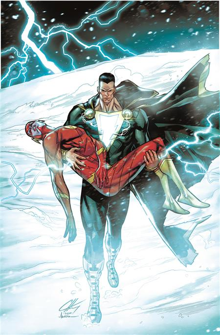 FLASH #767 CVR A CLAYTON HENRY (ENDLESS WINTER)