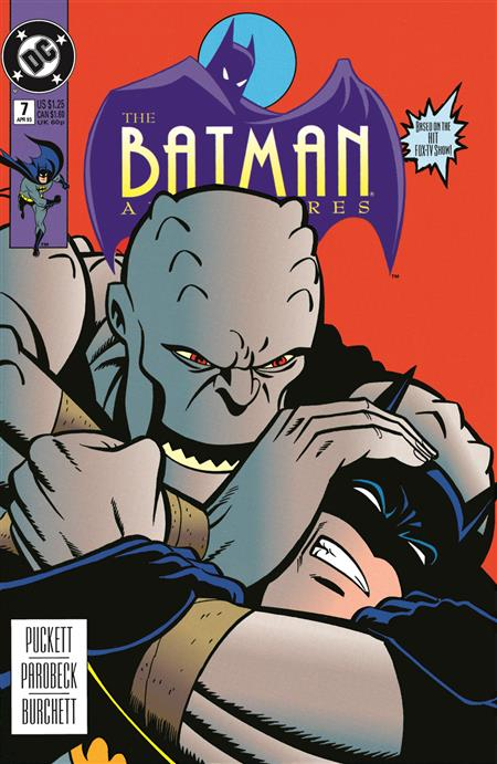 DC CLASSICS THE BATMAN ADVENTURES #7