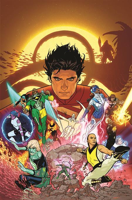 LEGION OF SUPER-HEROES #12 CVR A RYAN SOOK