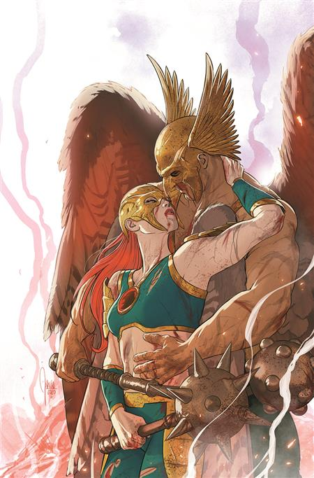 HAWKMAN VOL 04 HAWKS ETERNAL TP