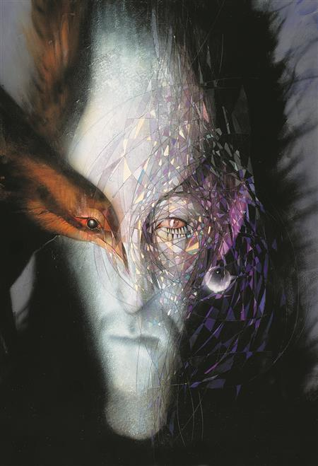 SANDMAN THE DELUXE EDITION BOOK 02 HC (MR)