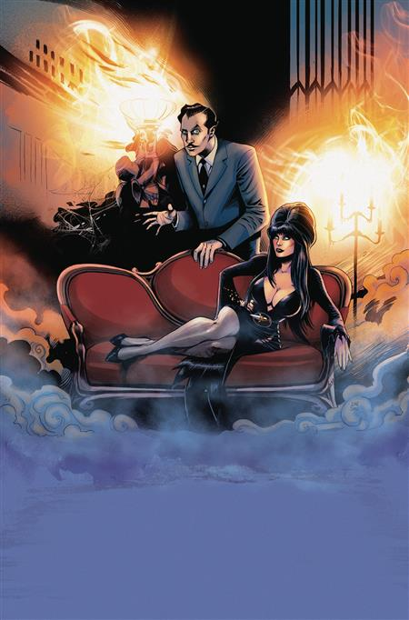 ELVIRA VINCENT PRICE #1 CROWDFUNDER EXC VIRGIN HOLO FOIL CVR Quantities are limited. Allocations may occur.