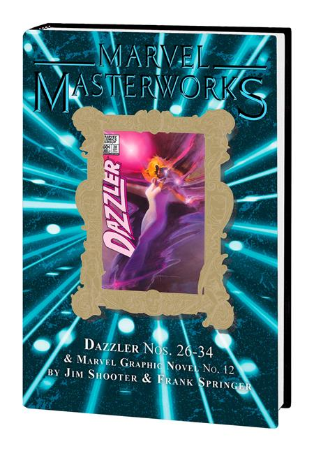 MMW DAZZLER HC VOL 03 DM VAR ED 323