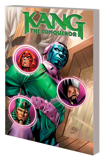 KANG THE CONQUEROR TP ONLY MYSELF LEFT TO CONQUER
