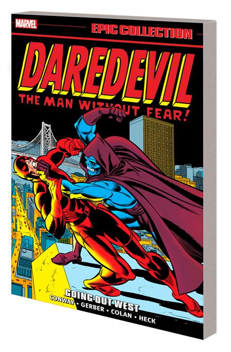 DAREDEVIL EPIC COLLECTION TP GOING OUT WEST