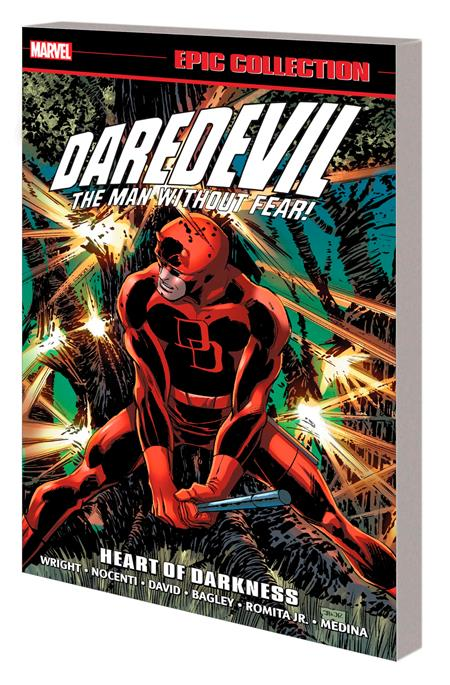 DAREDEVIL EPIC COLL TP HEART OF DARKNESS